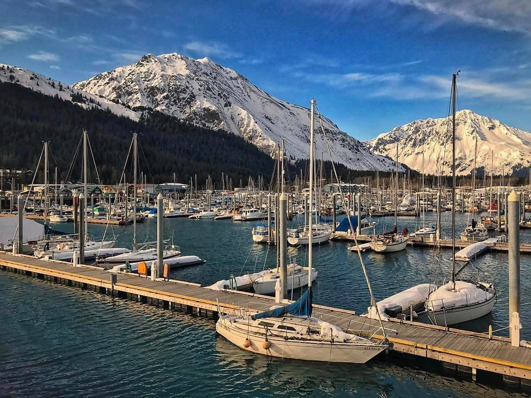 Beautiful Seward, AK