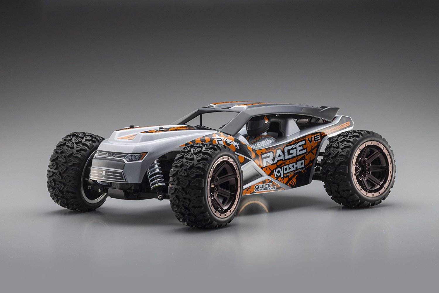 Kyosho EP 4WD R/S RAGE VE Truck (1/10 Scale)