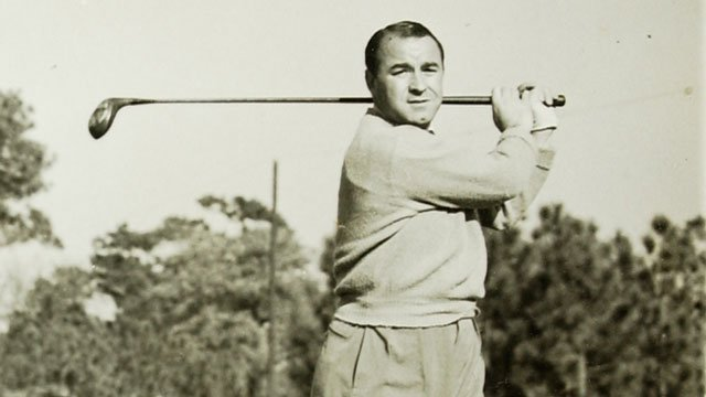Sarazen's 'shot heard round the world' One of The Greatest shot in Masters History
