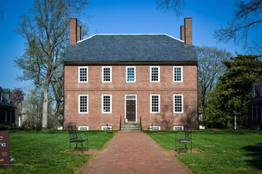 Historic Kenmore Plantation, Fredericksburg, Virginia