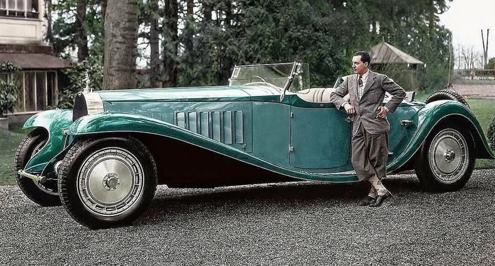 A Magnificent Bugatti Royale